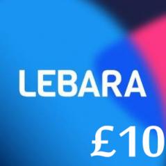 £10 Lebara Top Up Voucher Code