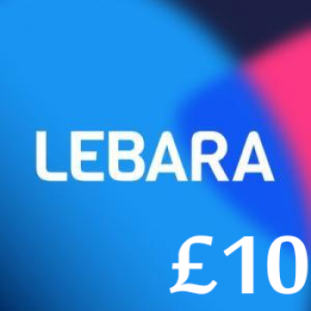 £10 Lebara Top Up Voucher Code