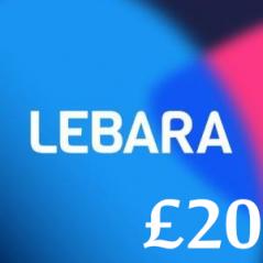 £20 Lebara Top Up Voucher Code