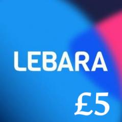 £5 Lebara Top Up Voucher Code