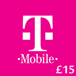 £15 T-Mobile Top Up Voucher Code