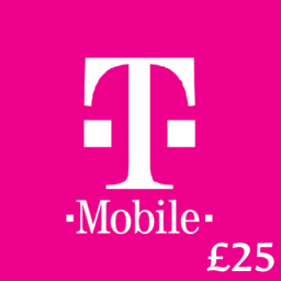 £25 T-Mobile Top Up Voucher Code