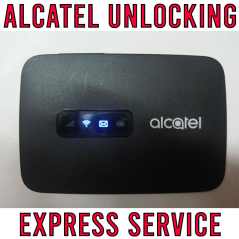 UNLOCK ALCATEL MW40V LINKZONE AIRBOX WIFI ROUTER 100% SAFE & FAST